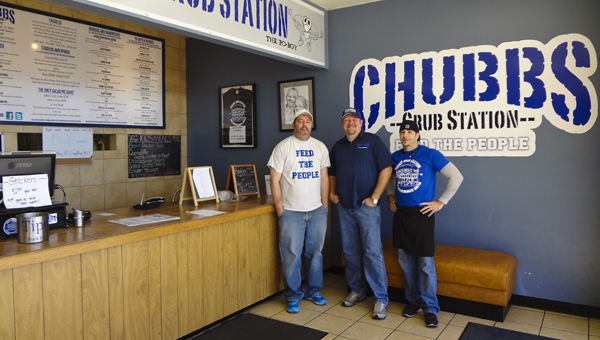 The Chubb's Grub Station restaurants in Alabaster and Chelsea will compete with an Ohio restaurant in honor of the Sugar Bowl on Jan. 1. (File)
