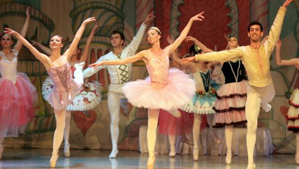 The Grebel Center for Dance will present the 10th anniversary production of Stevan Grebel's The Nutcracker on Dec. 20 and 21. (Contributed)