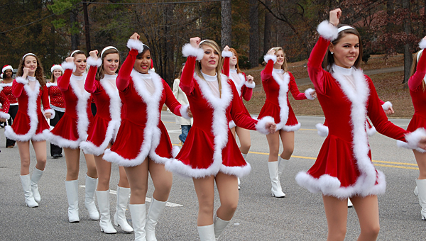 Alabaster's 2014 Christmas parade will be on Dec. 6 at 10 a.m. on U.S. 31. (File)