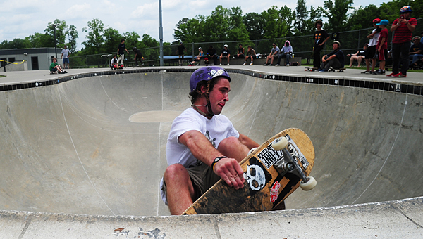 The Alabaster Parks and Recreation Department will close the Veterans Park skate park until Dec. 1 to perform maintenance and repairs of the facility. (File)