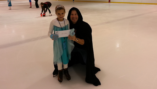 The Pelham Civic Complex and Ice Arena celebrated Halloween with a week of festivities and activities. (Contributed)