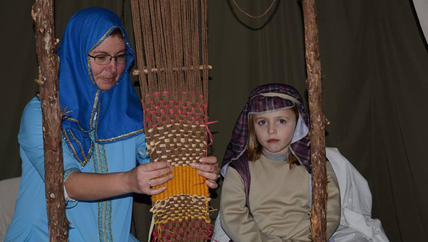 A Night in Bethlehem returns Dec. 11-13 from 6:30 p.m. to 8:30 p.m. at Wilton Baptist Church. (Contributed)
