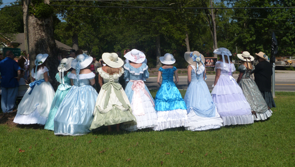 The Helena Belles is an organization of high school aged Helena women dedicated to service. (Contributed)