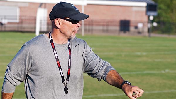 Former Demopolis High School coach Tom Causey likely will be named Pelham's next football coach during a Dec. 18 Pelham Board of Education meeting. (Matt Cole/Demopolis Times)