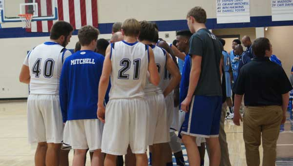The Chelsea Hornets kicked off its season on Friday, Dec. 5.