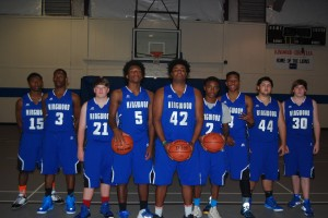 The Kingwood Christian School basketball team swept the Morgan Pepsi Classic Tournament this past weekend, and now stands at 13-2 (Contributed)