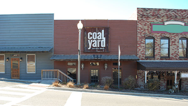The Coal Yard Bar and Grill located in Old Town Helena will open at the end of January or first of February according to Owner Jeff Oetting. (Reporter Photo/Graham Brooks)