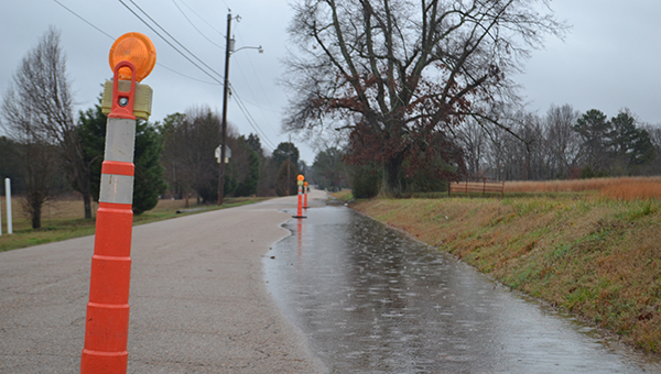 Heavy rains have hit Shelby County in recent weeks that prompted the city of Columbiana to address sewer issues at the Tuesday, Jan. 6 City Council meeting. (File)