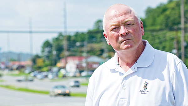 Pelham city councilman Ron Scott is a member of the Grey Ghost Hunting club in Perry County. (Contributed)
