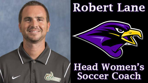 Robert Lane has been named the new head coach of the University of Montevallo women's soccer program. Lane is the fourth head coach in the program's history. (Contributed)