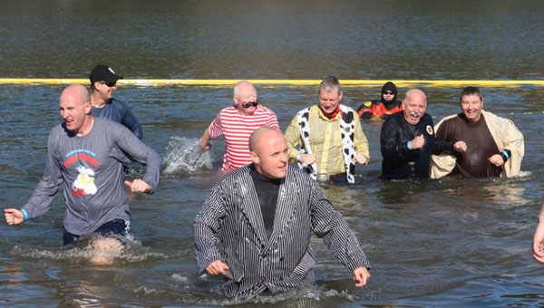 The Pelham Police Department is hosting its fifth annual Polar Plunge. (Contributed)