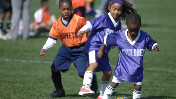Asbury United Methodist Church is kicking off its youth soccer league the week of March 16. (Contributed)