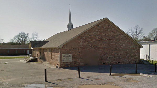 Grant Chapel A.M.E. Church will be hosting a I Love You Celebration on Saturday, Feb. 14. (Contributed)