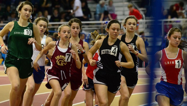The AHSAA Indoor Track and Field Championships took place on Feb. 6-7 and saw a number of local schools take place. (Contributed)