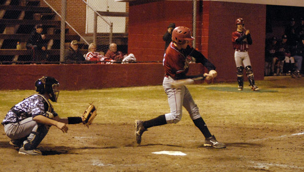 Shelby County was able to sqeeze past Holtville in the opening game of the year by a final of 5-4 .The contest went eight innings. (File)