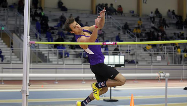 The University of Montevallo had 11 athletes with top-25 individual performances at the Samford Invitational on Feb. 13-14. (Contributed)