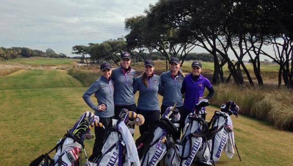 The University of Montevallo women's golf team was ranked 20th nationally in the latest Golfstat poll. (Contributed)
