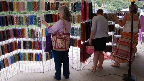 The Bead Biz in Helena will host Beadapalooza March 14-15 from 10 a.m. to 6 p.m. at the community center. (File)