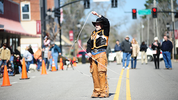 Columbiana will host the 7th annual Cowboy Day on Saturday, Feb. 21 from 10 a.m. to 3 p.m. (File)