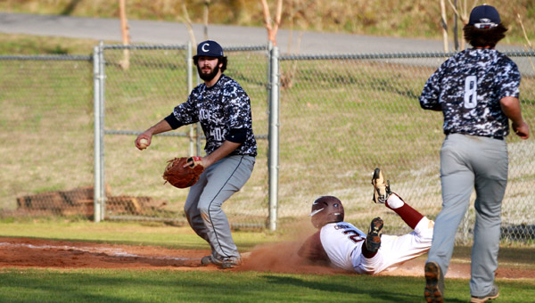 Calera fell to Chelsea on Feb. 19 by a final of 16-6. (File)