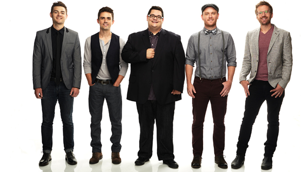 The award-winning Sidewalk Prophets band will perform at Alabaster's Westwood Baptist Church on Sunday, March 8. (Contributed)