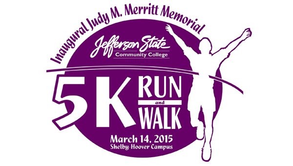 Jefferson State Community College is hosting a 5K run and walk on March 14 in memory of long-time college president, Judy M. Merritt. (Contributed)