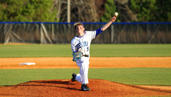 The Chelsea baseball Hornets went 3-1 on the weekend of March 6-7. (File)