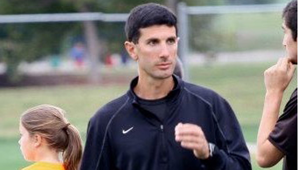 David DiPiazza is in his first year as head coach of the Oak Mountain girls soccer program and is looking to build on the success of the program's history. (Contributed)