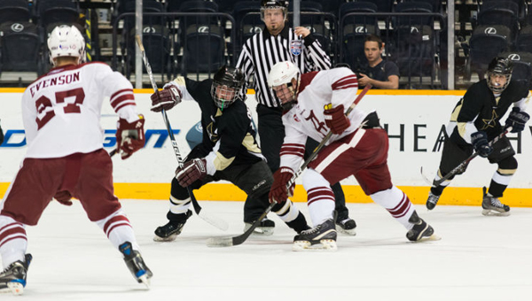The Alabama Frozen Tide will host the National Championship Tournament for the American Collegiate Hockey Association at the Pelham Ice Arena in Pelham from March 10-14. (Contributed)