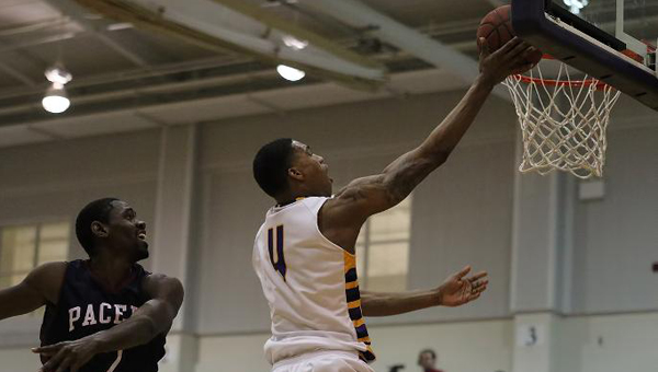 Montevallo continued its dominant run in the Peach Belt Conference with a 66-53 win over USC Aiken in the quarterfinals of the conference tournament on Feb. 28. (Contributed)