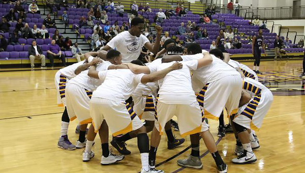 Montevallo was ranked fourth in the Southeast Region by the NCAA recently. The Falcons are currently playing in the PBC conference tournament. (Contributed)