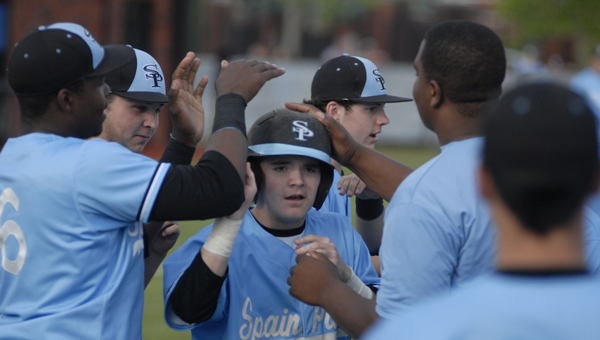 Spain Park dismantled Pinson Valley during a March 9 doubleheader. The Jaguars won both games by a combined score of 15-1. (File)