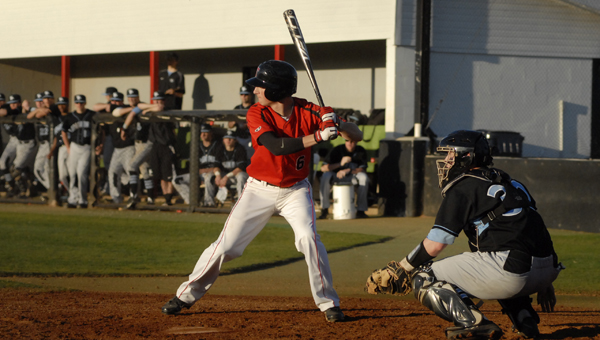 Thompson defeated Vestavia on Feb. 28 in come-from-behind fashion by a final score of 4-3. (File)