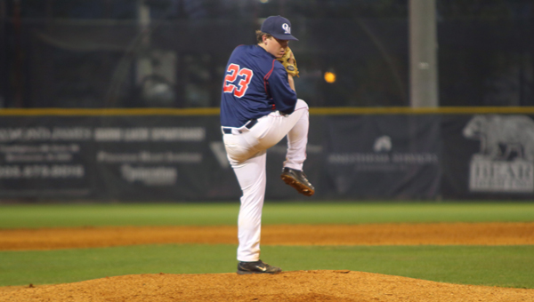 Since starting the season 6-6, Blake Schilleci and the Oak Mountain Eagles are 4-1 and have improved to 10-7. (Contributed)