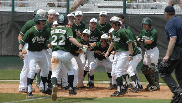 The Pelham baseball Panthers, shown here in 2013, are once again off to a strong start, winning four games from Feb. 27-28 to start 7-0 on the year. (File)