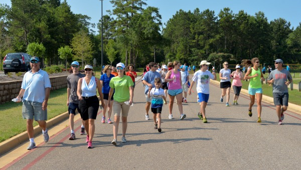 The Diabetes Walk for Camp Seale Harris will have a 5K, live DJ, dancing, hoop jamming, snacks and activities for the whole family.