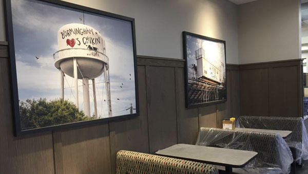 After about four months of construction, Chick-fil-A Greystone will open March 12 with a ribbon cutting at 10:30 a.m. The new restaurant is located at 5375 U.S. 280 in Birmingham. (Contributed)