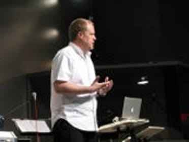 Bubba Justice has served as pastor of Inverness Vineyard Church since it started in 1994. (Contributed)