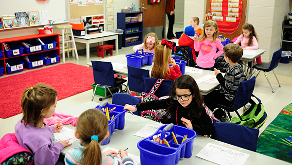 Shelby County School System leaders said they expect little impact from a recently passed charter school bill. (File)