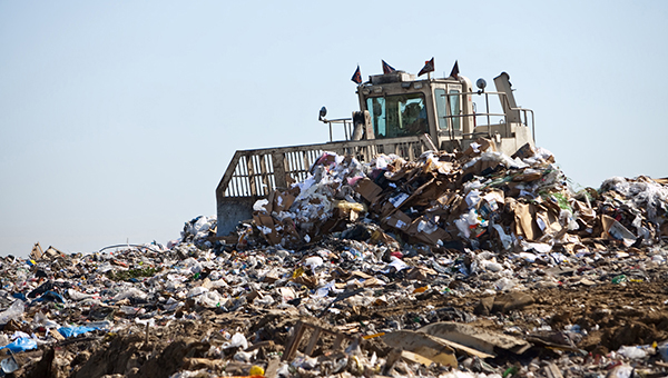 The free days to to dump trash at the Shelby County Landfill are Saturday, April 11 and Saturday, Oct. 3. (File)