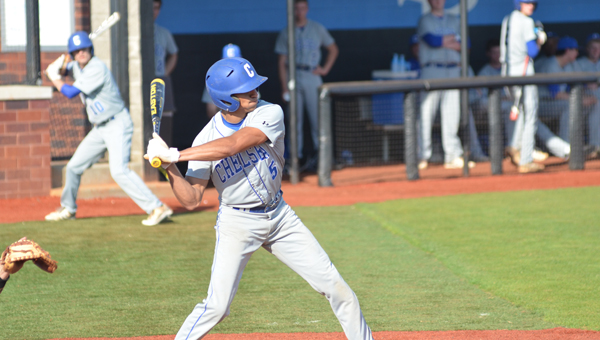 Austin Chadwick and the Chelsea baseball Hornets advanced to the finals of the Lake Martin Baseball Classic, which took place from March 30-April 2. (File)