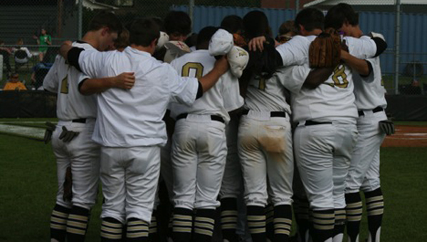 The Vincent baseball Yellow Jackets finished their season on Thursday, April 9 with two losses against Fayetville. (Contributed / Briana DiGiorgio)