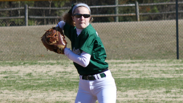 Hannah Pritchett and the Pelham Lady Panthers defeated Clay-Chalkville on April 21 by a score of 5-2. (Contributed)