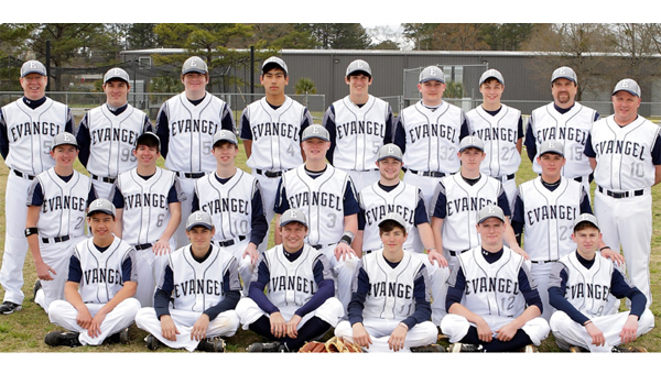 The Evangel Christian baseball Lightning, despite a rough weekend in Nashville, stand at 13-5-1 on the year. (Contributed)