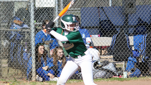 Sawyer Martin and the Pelham Lady Panthers advanced to 11-3 after back-to-back games on March 26-27. (Contributed)