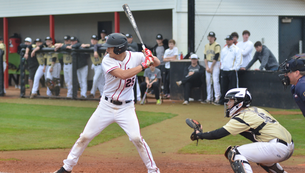 Stephan Poplin and the Thompson Warriors fell to Cullman in the semifinals of the Beef O'Brady's Classic on April 2 at Hoover. (File)