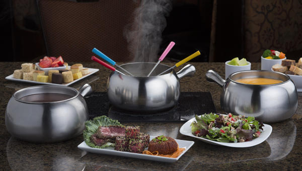 The Melting Pot offers a variety of fondue flavors and styles for all tastes. (Contributed)