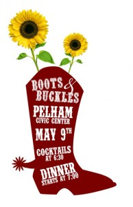 The first Boots and Buckles Gala benefiting Big Brothers Big Sisters of Shelby County is scheduled for May 9 at the Pelham Civic Complex. (Contributed)