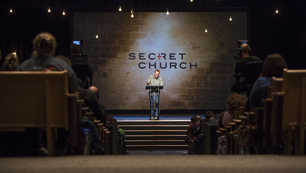 The Church at Brook Hills received a security threat hours before the church was set to host the religious gathering Secret Church on Friday, April 24. (File)