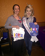 Miss Shelby County Amanda Ford will be hosting an Etiquette Party on Friday, April 10 at the Helena Sports Complex. (Contributed)